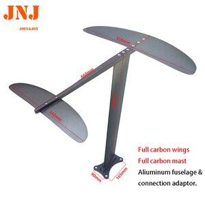 Image 1 - Hydrophobe en carbone, pour kite board, surf éolien