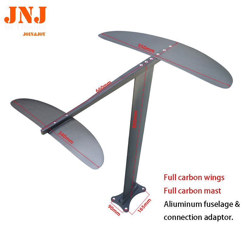 Carbon Hydrofoil For Kite Board Wind Surfing