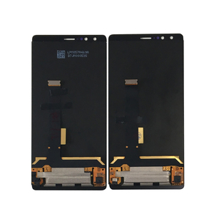 "Image 3 - الأصلي M & Sen 5.73 ""ل ZTE النوبة Z17S NX595J شاشة الكريستال السائل شاشة لوحة اللمس إطار محول الأرقام ل ZTE النوبة Z17 S"