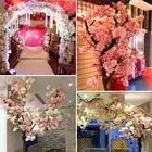 Nieuwe Bloesems Landschapsarchitectuur Set Kunstmatige Grote Indoor Decoratie Voor Thuis Bruiloft Woonkamer Muur Bloem Plant Decoratieve - 1