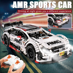 Image 2 - Remote Control Benzs Car Set Compatible with Technic MOC 6687 RC Car Building Blocks Bricks Toys For Children Gifts