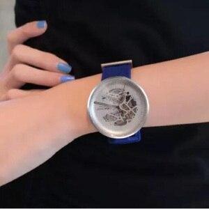 Image 5 - Youpin CIGA ساعة ذات تصميم رائع الفرقة سيليكون والعتاد حزام استبدال سوار ل CIGA الميكانيكية ساعات المعصم ساعة Z MY Series