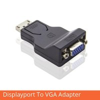 WZ09 Converter Adapter Connector Computer to projector display TV video converter VGA interface display