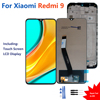 Original For Xiaomi Redmi 9 LCD Display Touch Screen Digitizer Assembly Repair Phone Parts For Xiaomi Redmi 9 LCD