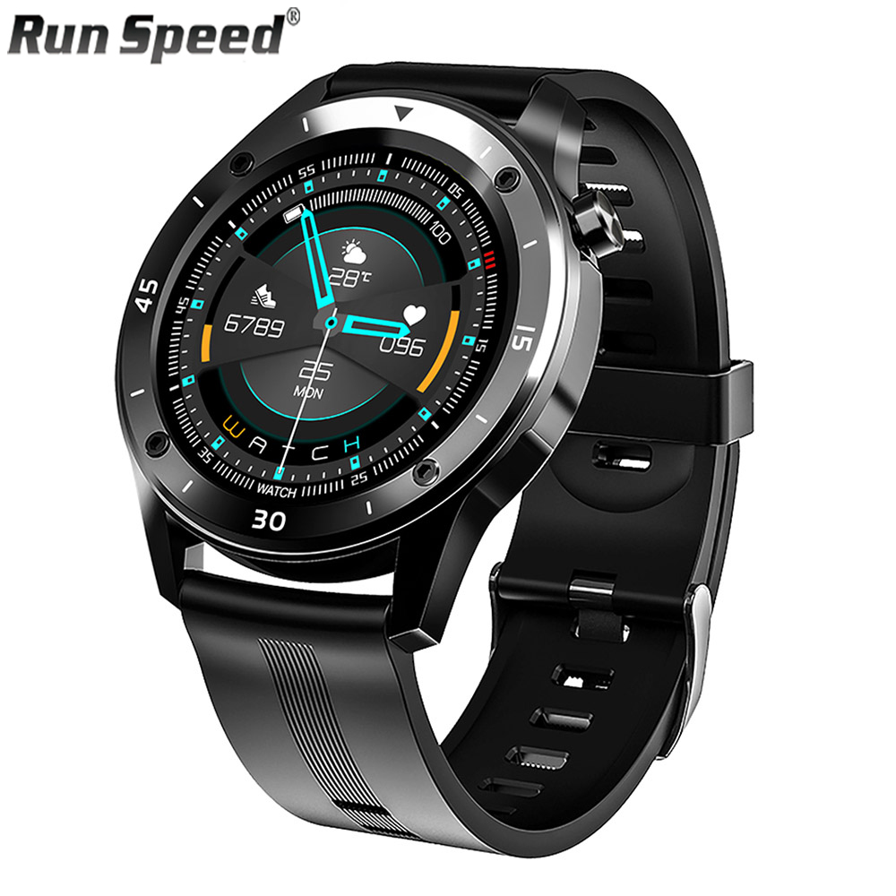 F22 Full Screen Touch Smart Watch Men Sports Clock Waterproof Heart Rate Monitor Women Smartwatch 2020 for Android IOS Phone