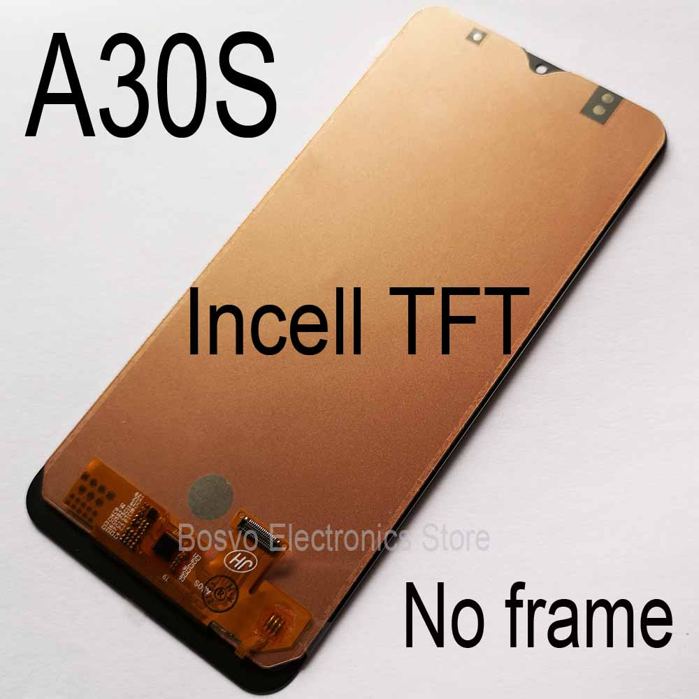 wholesale 5 pieces / lot for <font><b>Samsung</b></font> <font><b>A30S</b></font> <font><b>LCD</b></font> screen display A307 A307F with touch assembly image