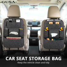 Car Organizer Seat Crevice Storage Box Container Coin Drink Phone Cigarette Holder Auto Seat Gap Organizers Car Accessories(China)