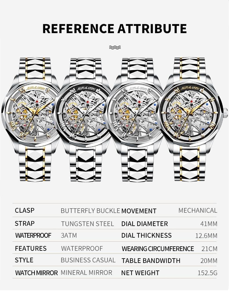 Men Mechinecal Watch
