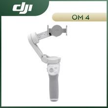 DJI OSMO Mobile 4 OM4 suporte para selfies com estabilizador celular portátil dobrável de 3 eixos de design magnético e controle de gesto de activetrack 3.0