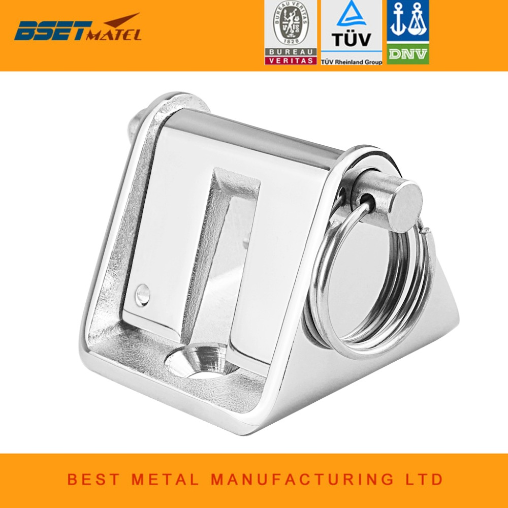 316 Stainless steel Chain Lock Stopper for 8-10 mm Chain  Marine Hardware