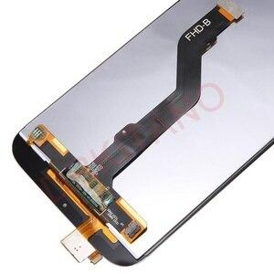 Image 4 - Voor Huawei G8 Lcd Display GX8 RIO L01 L02 L03 Touch Screen Digitizer Vervanging Voor Huawei G8 Lcd Met Frame Vervanging onderdelen
