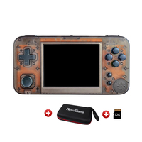 GKD 350H GameKiddy RG350 H IPS Retro Games Video Game Console PS1 game 3.5inch Portable Games RG350H