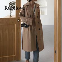 Rubilove 2019 new autumn winter Hot selling womens fashion netred casual  Ladies work wear nice Jacket