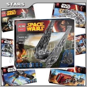 320pcs Space Wars universe 05025 Homing Spider Droid DIY Model Bouwstenen Kinderen Speelgoed Geschenken Sets Compatibel met Lego
