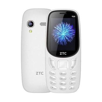 ZTC B260 Dual Sim White