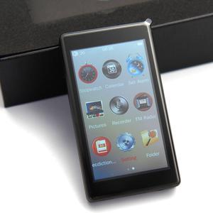 Image 4 - Loa Vi Tính Ruizu D20 MP3 Người Chơi MP3 Nghe Nhạc Di Động MP Slim 3 Inch Phím Cảm Ứng Đài FM Sách Điện Tử Năm 1080 P Hifi 8G MP3