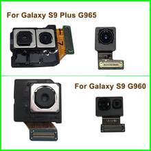 Für Samsung Galaxy S9 Plus G965 G965F G965FD G965U G960F G960U G9600 Ursprünglichen Haupt Zurück Kamera Vorne Kamera Flex kabel