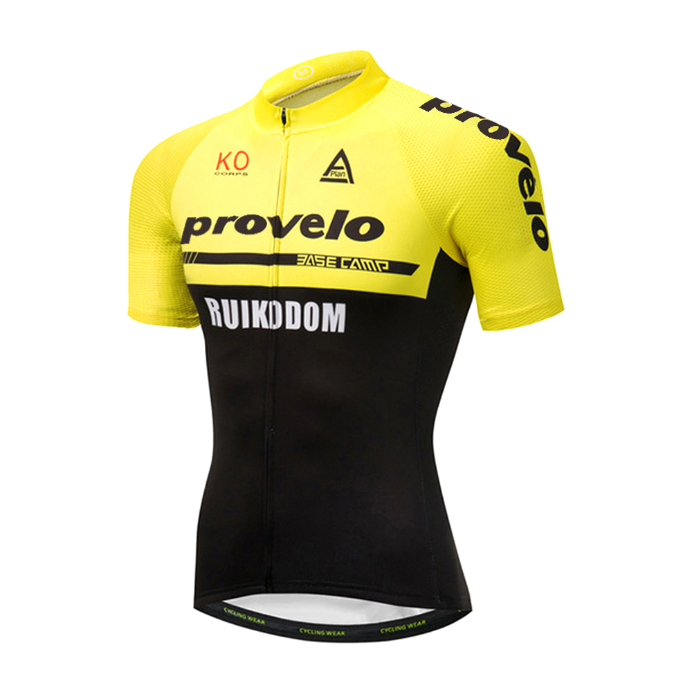 Bike Shirt Bicycle-Clothing Cycling-Jersey Short-Sleeve Ciclismo Pro-Team Anti-Uv Anti-Sweat-Maillot