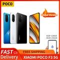 Глобальная версия POCO F3 5G Xiaomi смартфон 6 ГБ 128 ГБ/8 ГБ 256 Snapdragon 870 Octa Core 6,67