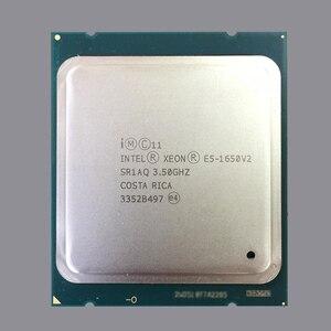 Image 5 - لوحة أم HUANANZHI deluxe X79 الشهيرة مزودة بفتحة M.2 ووحدة معالجة مركزية Intel Xeon E5 1650 V2 مع ذاكرة وصول عشوائي مبرد 32 جيجابايت (4*8 جيجابايت) 1600 REG ECC