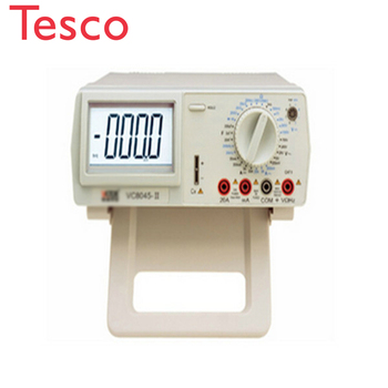 mayitr digital multimeter kt8260l analog multimeter acv dcv dca electric resistance tester with 2pcs test pen 1pcs/lot Digital Multimeter VC8045 Bench Top 4 1/2 True RMS DCV/ACV/DCA/ACA DKTD012