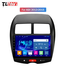 IPS 4G+64G 10.1 inch Android 9 for Mitsubishi ASX (2013-2015
