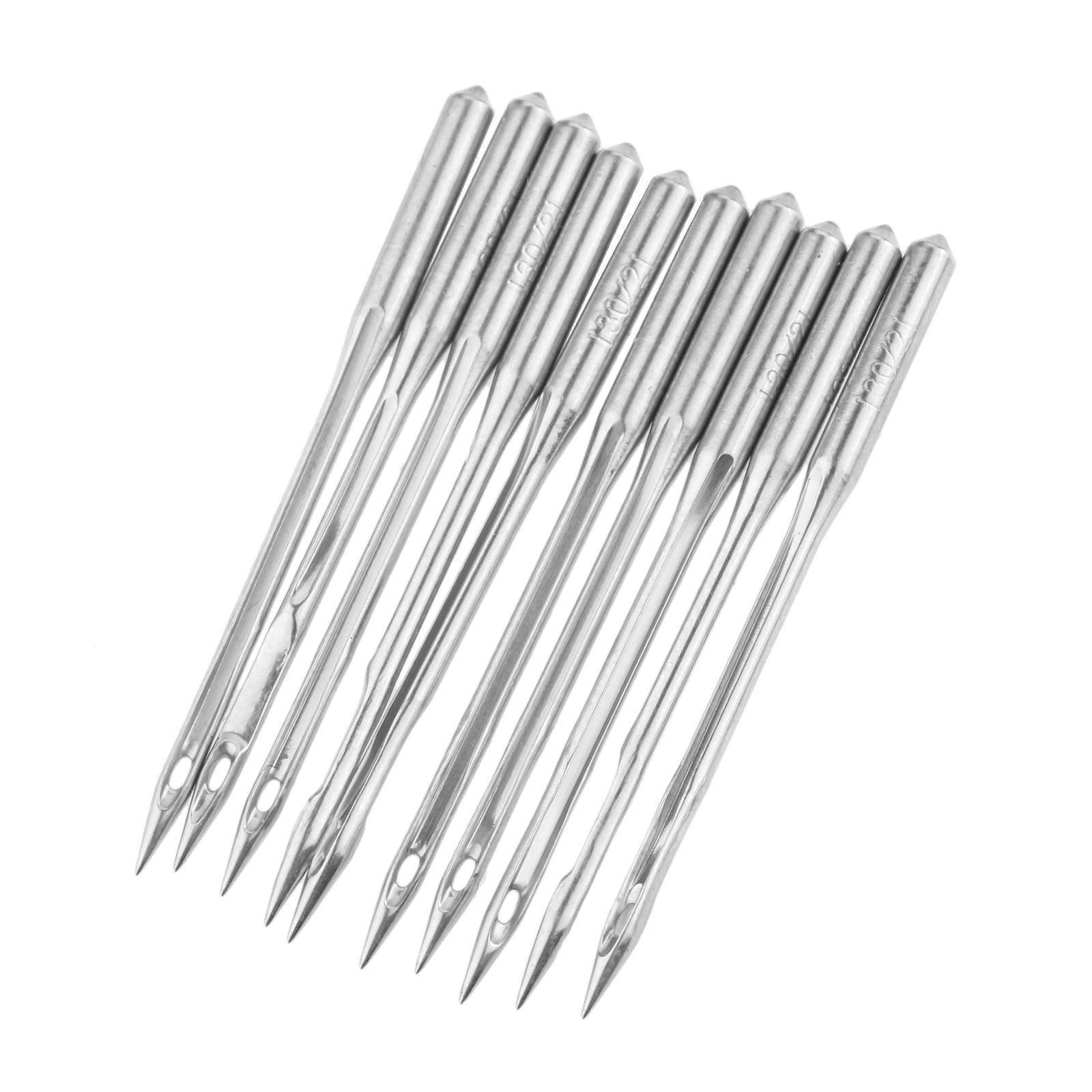 10Pcs DC*1 Industrial Domestic Overlock Sewing Machine Needles Fit for JUKI BROTHER Singer Sewing Needles Parts Accessory 9#-21#