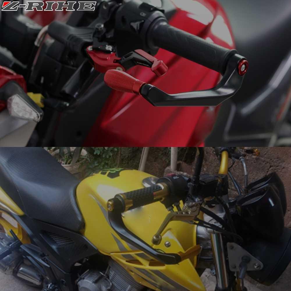 Dla YAMAHA MT-07 MT07 MT 07 akcesoria motocyklowe uniwersalne uchwyty na kierownicę osłona hamulca osłona dźwigni sprzęgła Protector