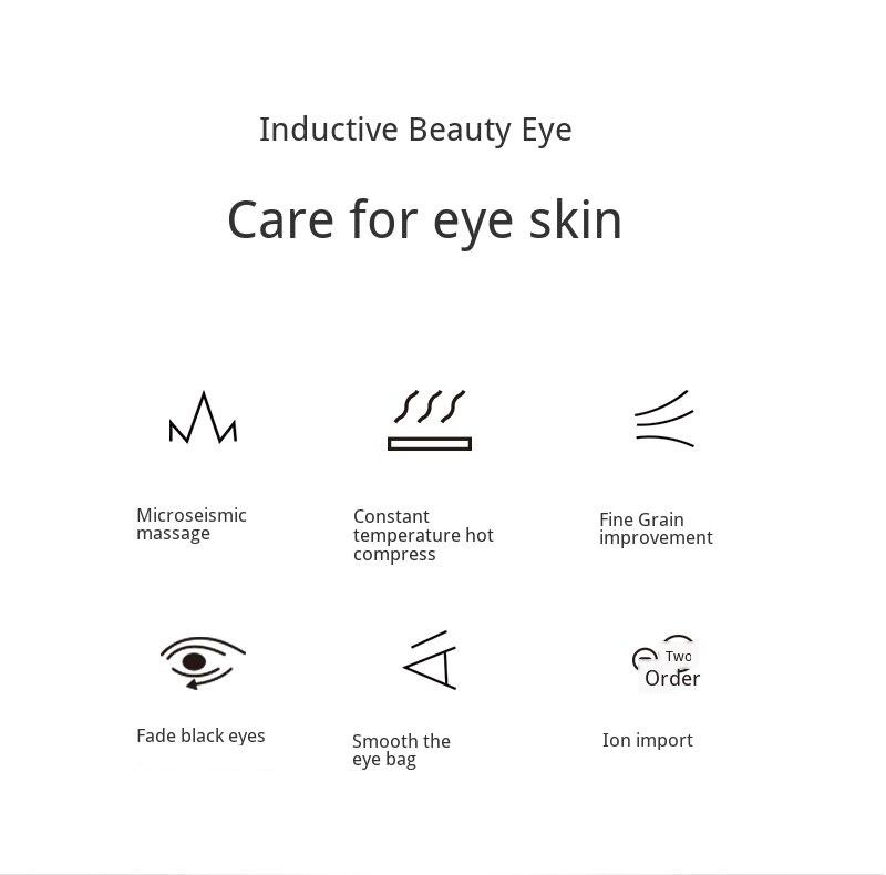 Massagem Cuidados Com Os Olhos da Luz