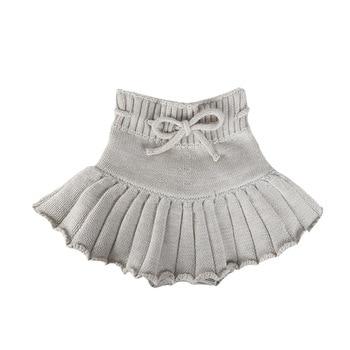 Baby Girl's Knitted Short Skirt 6