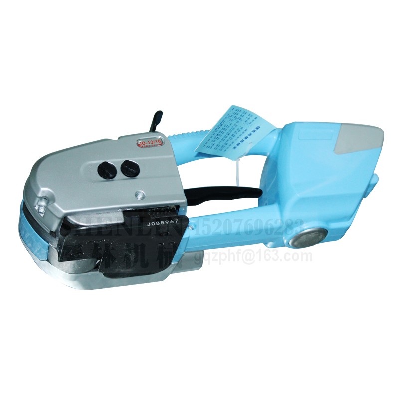 Baterijų rišimo įrankiai, rankiniai PP PET surišimo mašina, - Įrankių komplektai - Nuotrauka 2