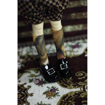 [wamami] 1/4 MSD Black Tea Prince Baby Suit For BJD Doll Dollfie Outfit Uniform Set