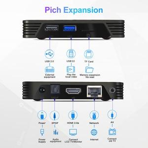 Image 5 - صندوق التلفزيون فونتار X88 برو X3 أندرويد 9.0 4GB RAM 64GB 128GB 32GB Amlogic S905X3 رباعي النواة 1080p 8K واي فاي يوتيوب 2G 16G مجموعة صندوق