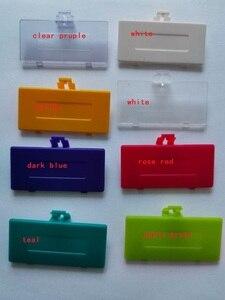 Image 3 - FZQWEG 10 Stück Für Gameboy Tasche Batterie Abdeckung Batterie Tür Ersatz Für GBP Batterie abdeckung
