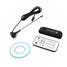 Цифровой ТВ-тюнер USB 2,0, DVB-T SDR + DAB + FM RTL2832U + R820T2, набор Pip
