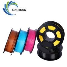 Kingroon Abs Tpu Pla Gloeidraad 1.75 Mm 1Kg 3D Afdrukken Materiaal Voor 3D Printer 3D Pen Plastic Pla Filamento 3D Printer Onderdelen