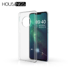 Transparent TPU Soft Cover For Huawei Mate 30 Pro Four Corner Airbag Phone Case Shockproof New Cellphone