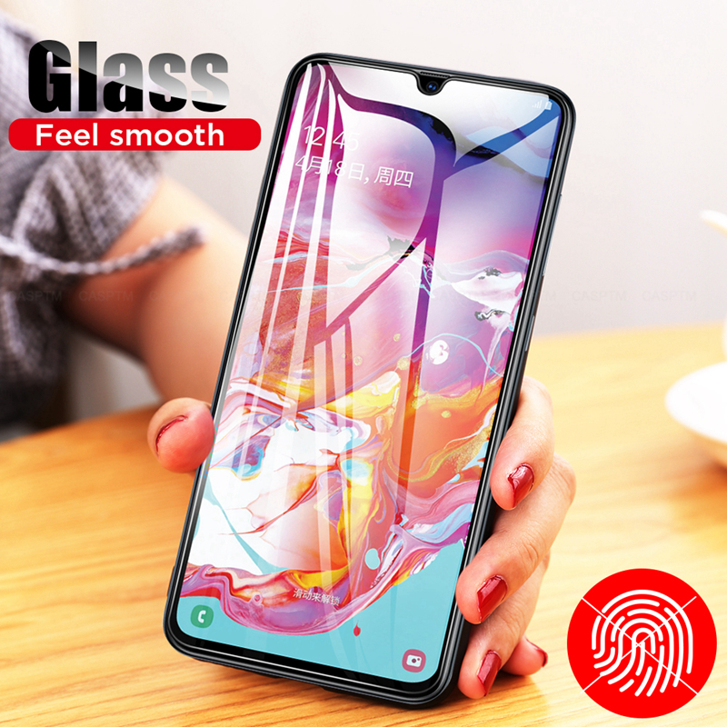 9D Screen Tempered Glass For Samsung Galaxy S10E A2 CORE A10 A20 A30 A40 Protective Front Film For Samaung A50 A60 A70 A80 A90