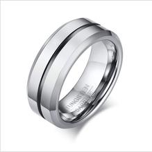 цена men rings open wine bottle ring open bottle tungsten steel blue ring tide male ring jewelry онлайн в 2017 году