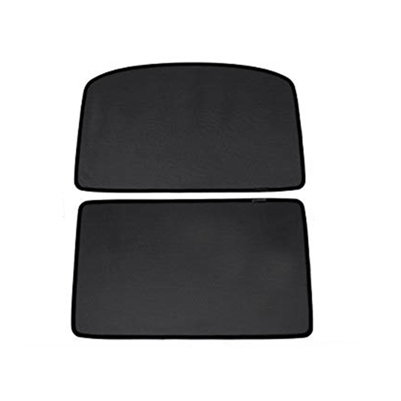 Car Sunroof Cover Sunscreen Anti-Mosquito Dustproof UV Sunroof Sunshade For Tesla Model S