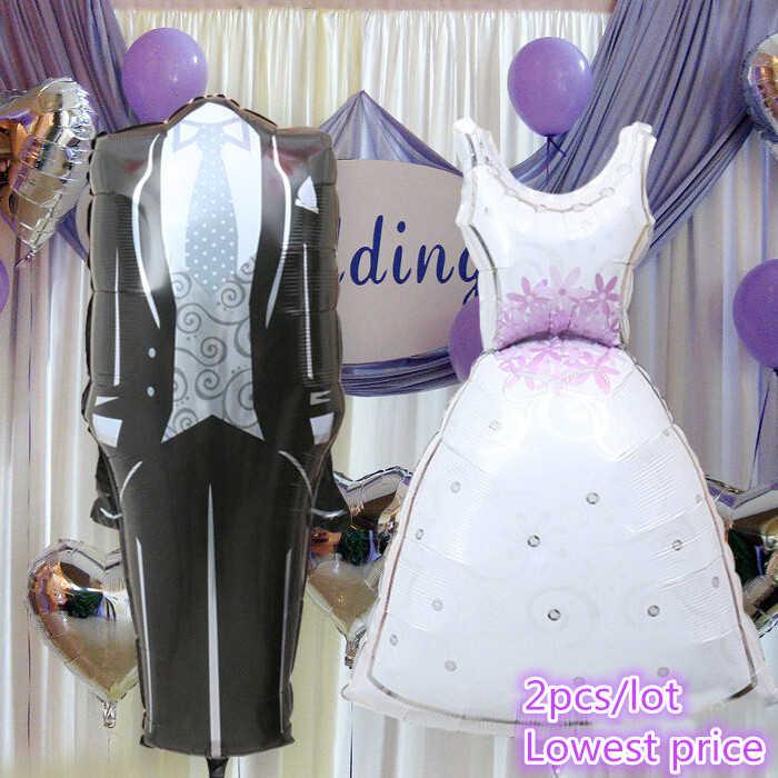 1 قطعة الزفاف الديكور احباط بالونات كبيرة روز الذهب الحب و الماس خاتم بالونات عيد ميلاد حزب زينة الاطفال ألعاب جنسية