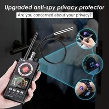 Анти-шпион камеры детектора Finder беспроводной жучок скрытые камеры детектора для GPS слежения прослушку GSM и обнаружитель детектор ВЧ