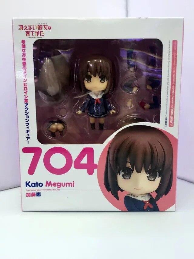 Купить фигурка героя saenai no sodate kata kato megumi 704 пвх экшн