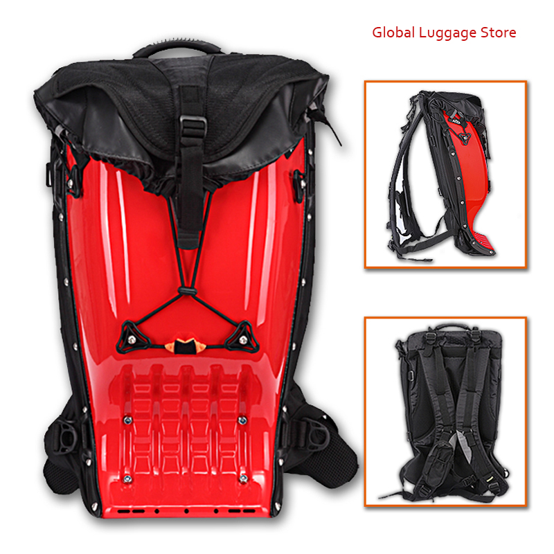 Backpack-Shoulder Tank-Bags Luggage Hard-Shell Protective Motorcycle Waterproof Motocroos/moto-Racing title=