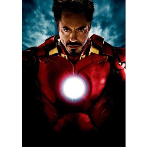 Мстители эндшпиль я Железный человек супергерой холст живопись плакаты и принты спальня квартира картины художественный Декор для гостиной - Цвет: Picture R