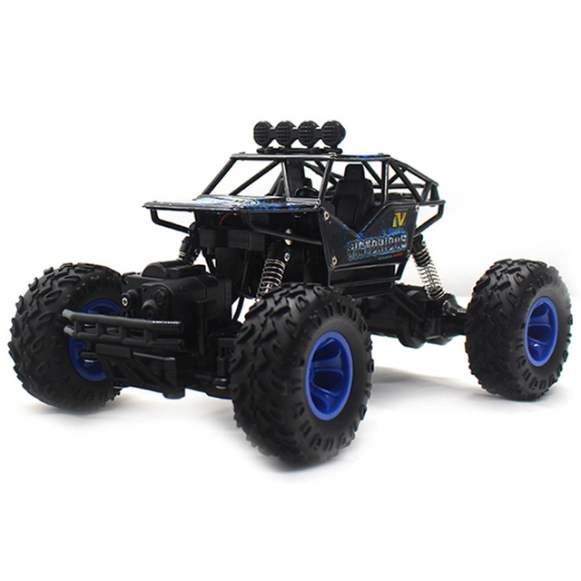 4Wd 1:16 Electric Rc Car Rock Crawler Remote Control Toy Cars On The Radio Controlled 4X4 Drive Off-Road Toys For Boys Kids Gift