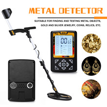 Detector de Metales subterráneo Z30 de 11,5 pulgadas, bobina de búsqueda, pinpuntero, pantalla LCD, buscador de tesoro de oro