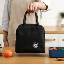 Handbag Cooler-Bag Tote Bento-Pouch Lunch-Container Insulated Portable New