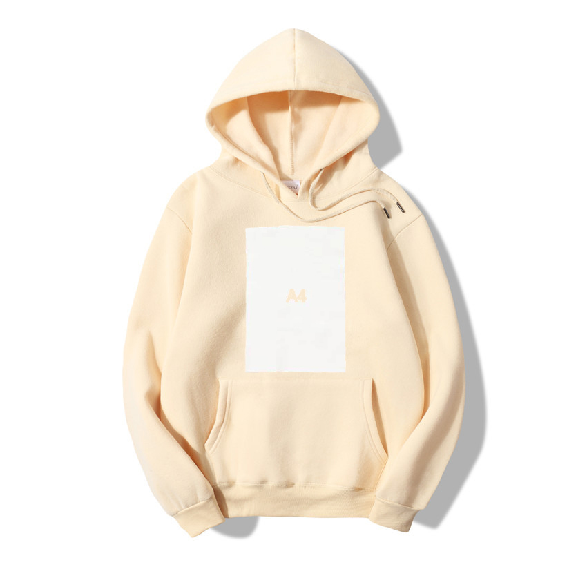 Men's Merch а4 Hoodies Autumn Winter Long Sleeve Hooded Sweatshirts Casual Loose Thicked Pullovers мерч A4 Hoodies List Powder