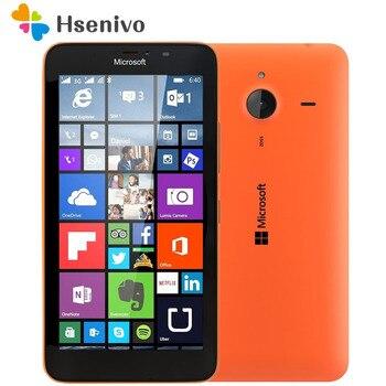 Original Nokia Microsoft Lumia 640/640XL Quad-core 8GB ROM 1GB RAM Unlocked Mobile Phone 4G WIFI GPS 13MP Cell Phone Free ship
